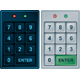 Keypad Entry - GraphicRiver Item for Sale