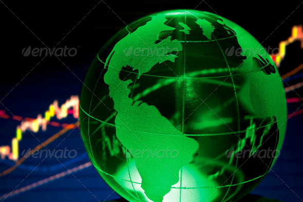 Global Finance - Stock Photo - Images