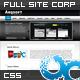 Business Complete Website 02 - ThemeForest Item for Sale