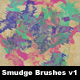 Small Smudge Brushes Volume 1 - GraphicRiver Item for Sale