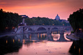 Panoramic view of St. Peter's Basilica and the Vatican City (wit - PhotoDune Item for Sale