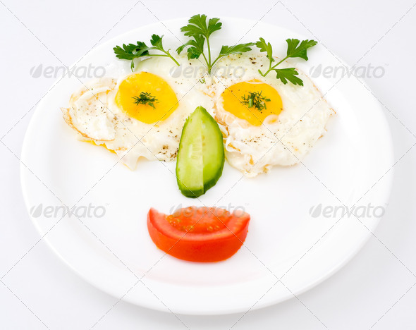funny food - Stock Photo - Images