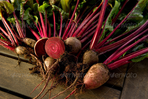 Red Beets - Stock Photo - Images