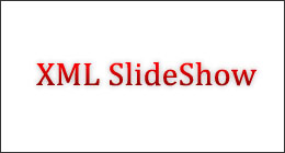 xml slideshow