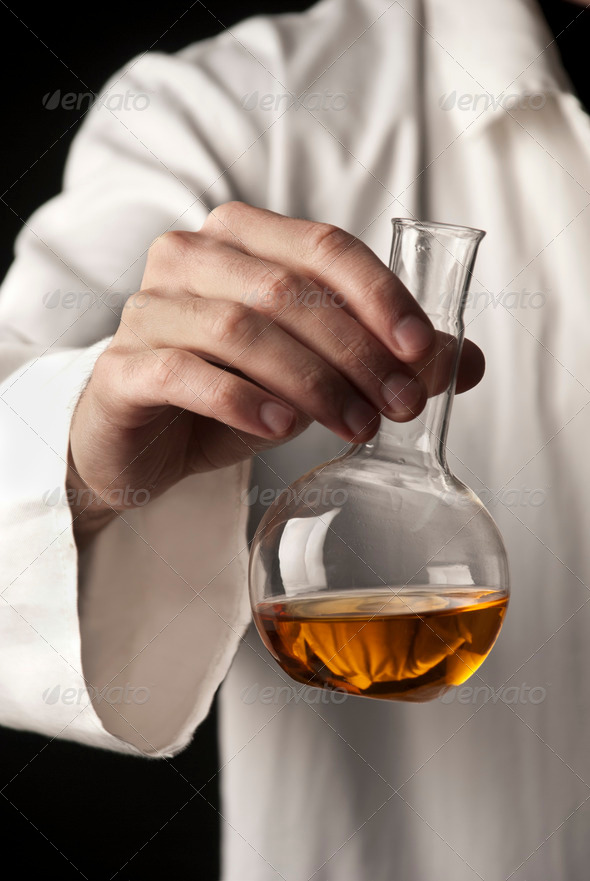 Chemistry - Stock Photo - Images
