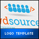 Crowdsource IT/Web Logo Template - GraphicRiver Item for Sale