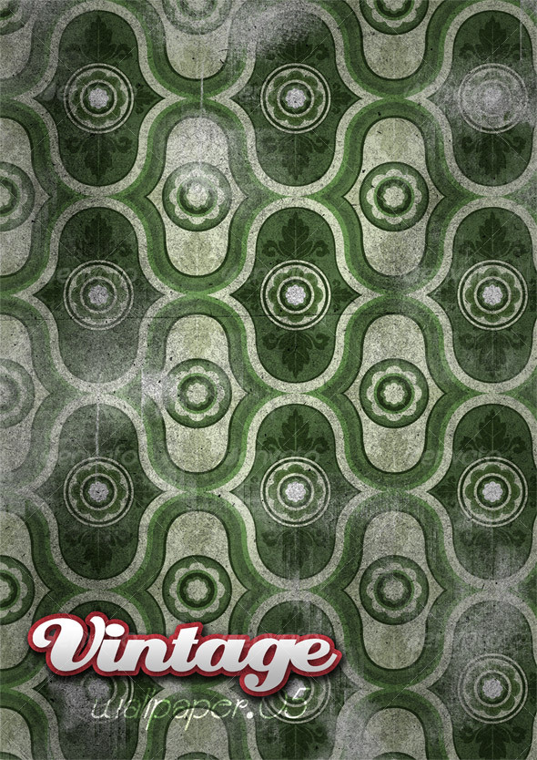 Vintage Wallpaper .05 - Patterns Backgrounds