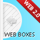 Web Slide Boxes - GraphicRiver Item for Sale