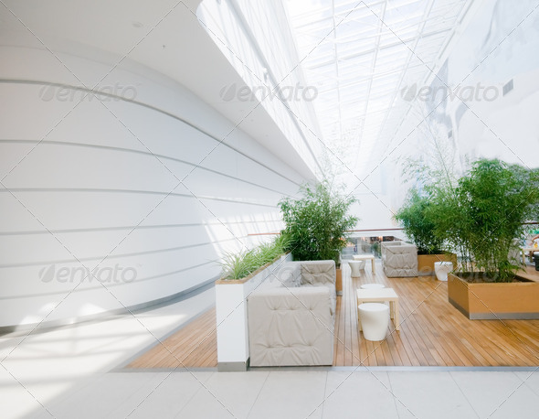 PhotoDune Modern business interior 1672484