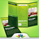 Green Veg Restaurant Tri-Fold Menu Card - GraphicRiver Item for Sale