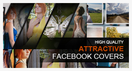 Attractive Facebook Covers