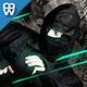 日本忍者特效pS動作 Ninja Ph-Graphicriver中文最全的素材分享平台