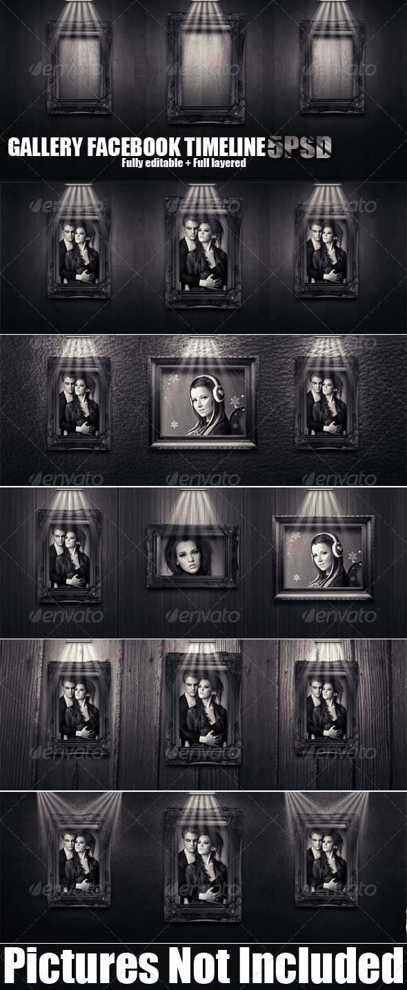 GraphicRiver Gallery Facebook Timeline 1 1677573
