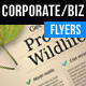 General Purpose Corporate Flyer - Vol. 01 - GraphicRiver Item for Sale