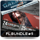 Party Flyers Bundle 3in1 #5 - GraphicRiver Item for Sale