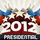2012 American Presidential Election Poster - GraphicRiver Item for Sale