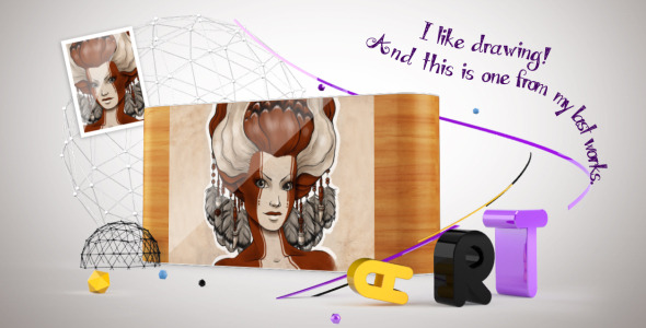 After Effects Project - VideoHive About Me 1683171