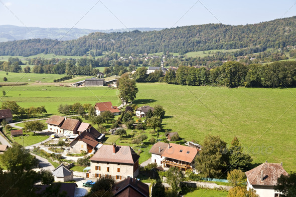 France Country View - Stock Photo - Images