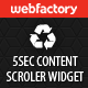 5sec Content Scroller Widget - CodeCanyon Item for Sale