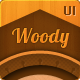 Woody Ui Kit - GraphicRiver Item for Sale