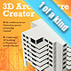 3D Architecture Creator - Building Generator - GraphicRiver Item for Sale