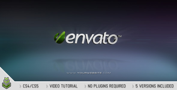 VideoHive Simple Logo v2 1694323