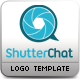 ShutterChat Logo Template  - GraphicRiver Item for Sale