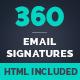 360 Professional E-Signatur-Graphicriver中文最全的素材分享平台