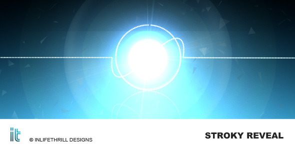After Effects Project - VideoHive Stroky Reveal 52409