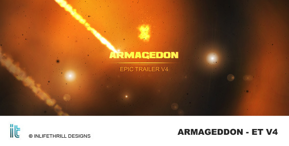 After Effects Project - VideoHive Armagedon Epic trailer v4 80910
