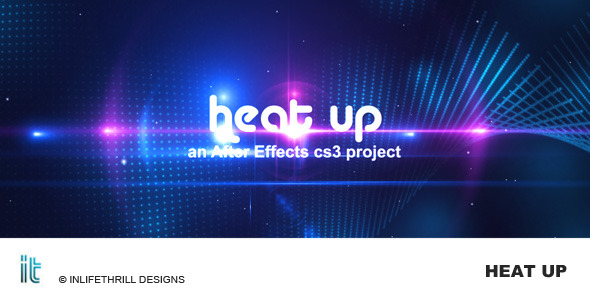 After Effects Project - VideoHive Heat UP 85693