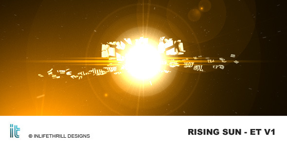 After Effects Project - VideoHive Rising Sun Epic Trailers V1 76219