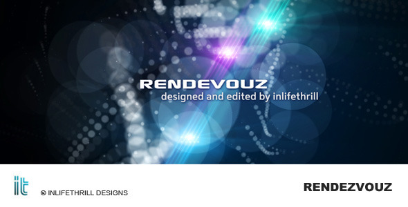 After Effects Project - VideoHive Rendevouz 99815