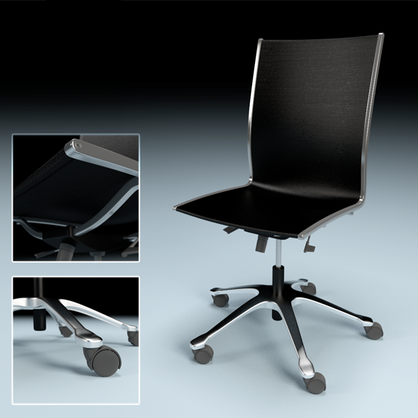 3DOcean Office Chair 1706460