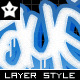 6 Amazing Graffiti Layer Styles - GraphicRiver Item for Sale
