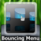 Bouncing Icons Menu - ActiveDen Item for Sale