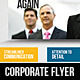 Corporate Business Flyer V2  - GraphicRiver Item for Sale