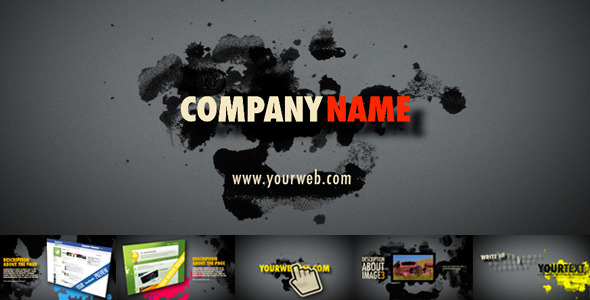 After Effects Project - VideoHive Dynamic Company Presentation 1687983
