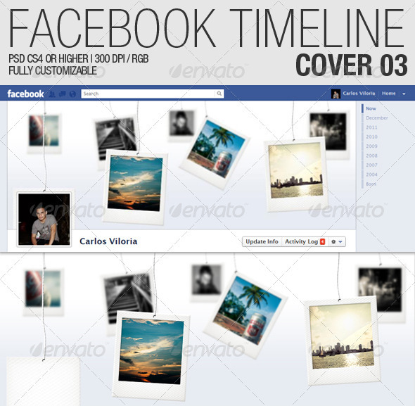 GraphicRiver Facebook Timeline Cover 03 1282060