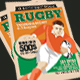Rugby Tournament Vintage Style-Graphicriver中文最全的素材分享平台