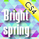 Bright spring - VideoHive Item for Sale