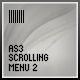 Scrolling Menu 2 - ActiveDen Item for Sale