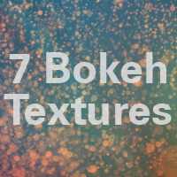7 Bokeh Textures - GraphicRiver Item for Sale