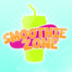 Juice and Smoothie Menu - Smoothie Zone - GraphicRiver Item for Sale