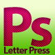 Letter Press Photoshop Styles - GraphicRiver Item for Sale