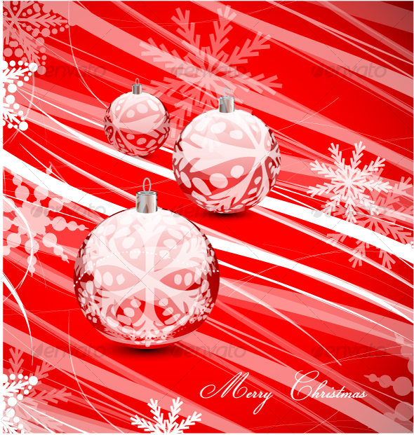 GraphicRiver Christmas 67488