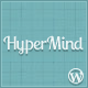 HyperMind: Clear and Subtle WP Portfolio Theme - ThemeForest Item for Sale