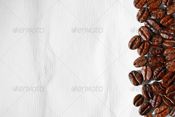ICoffee background - Stock Photo - Images