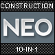 NEOTERICThe Ultimate Under Construction Page! - ThemeForest Item for Sale