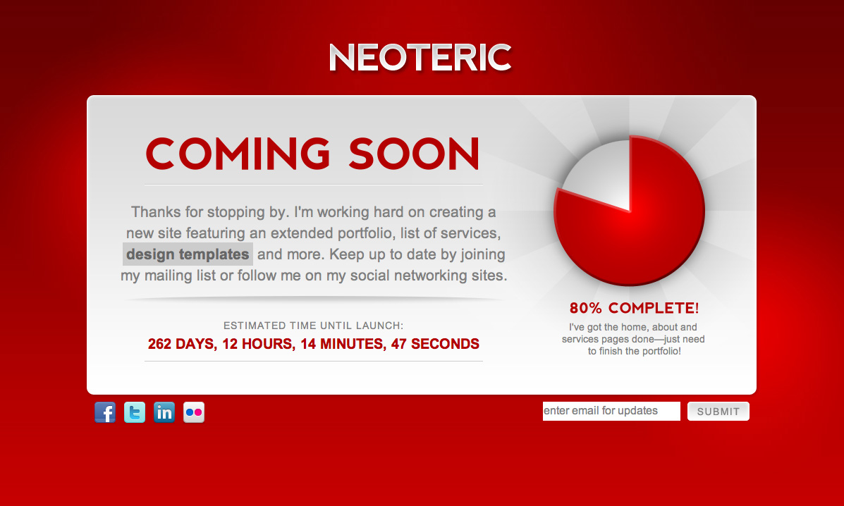 NEOTERIC—The Ultimate Under Construction Page!